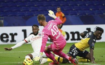 Лион прегази Монако в дербито на Лига 1