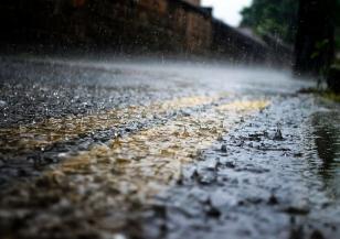 Пороен дъжд с градушка наводни Добрич