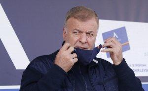 """Сираков инспектира """"сините"""" в Хърватия"""