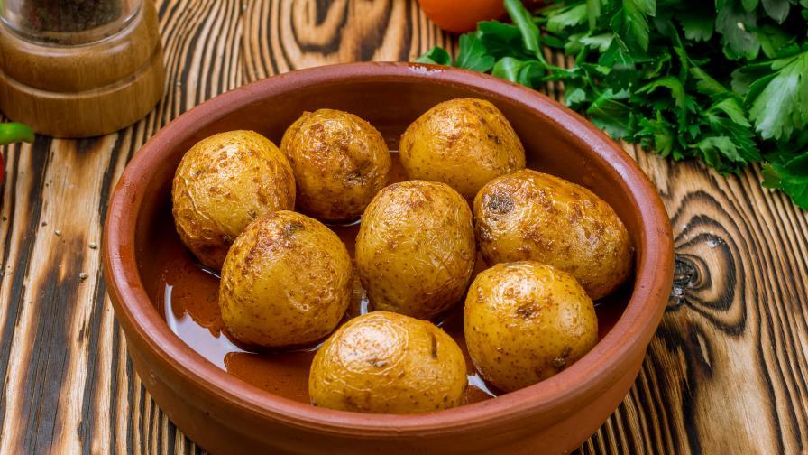 Яденето на картофи носи риск от повишено кръвно налягане