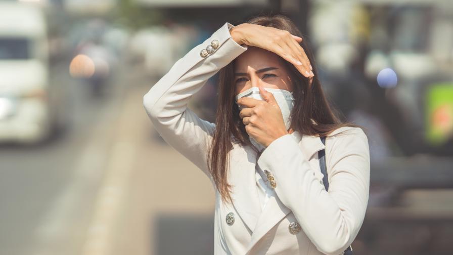Проучване: Мръсният въздух допринася за смъртността от COVID-19