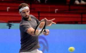 Григор Димитров обърна Циципас във Виена, на 1/4-финал е