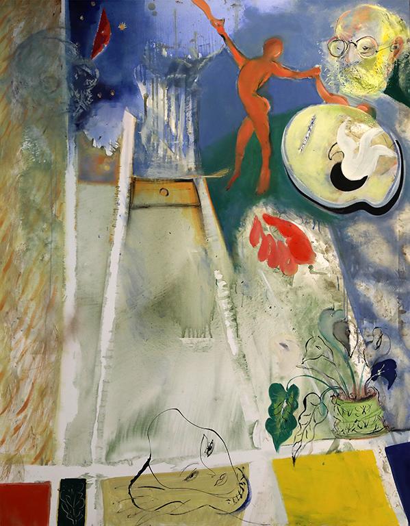<p>Почит към Матис</p>