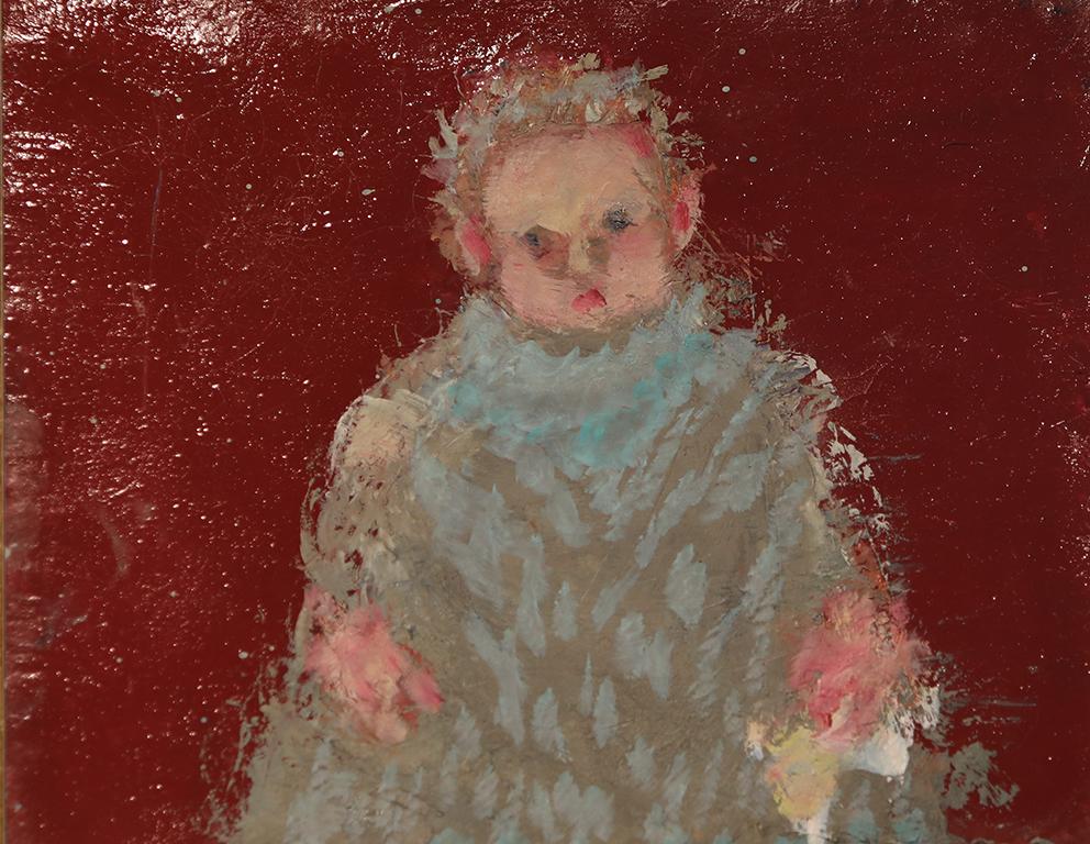 <p>Портрет на Бландин дьо Бофор</p>
