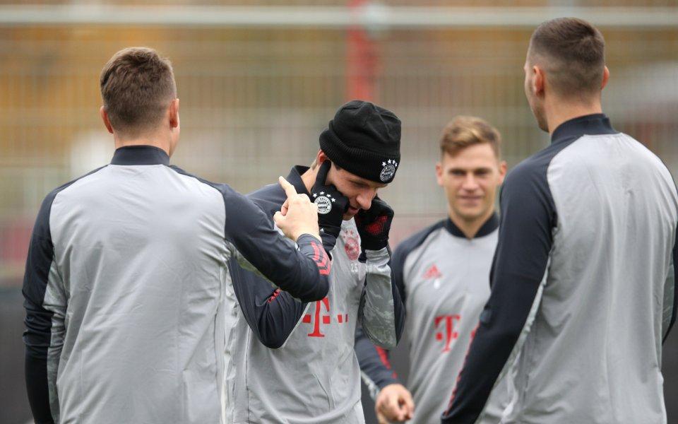Локомотив Москва посреща Байерн Мюнхен във втори двубой за двата