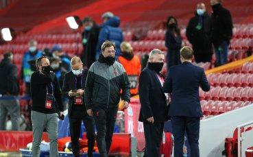 НА ЖИВО: Ливърпул - Мидтиланд, старт на мача