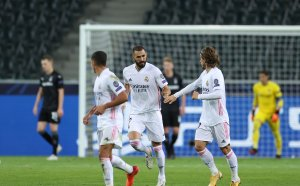 Късен щурм спаси Реал от нов сериозен провал в ШЛ
