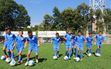 В Левски спират тренировките при най-малките