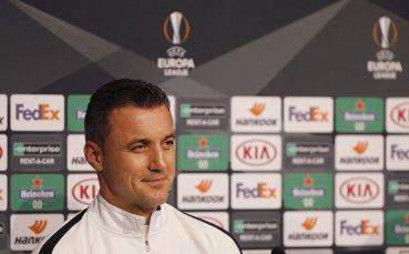 Станислав Генчев получава УЕФА Про лиценз за треньор