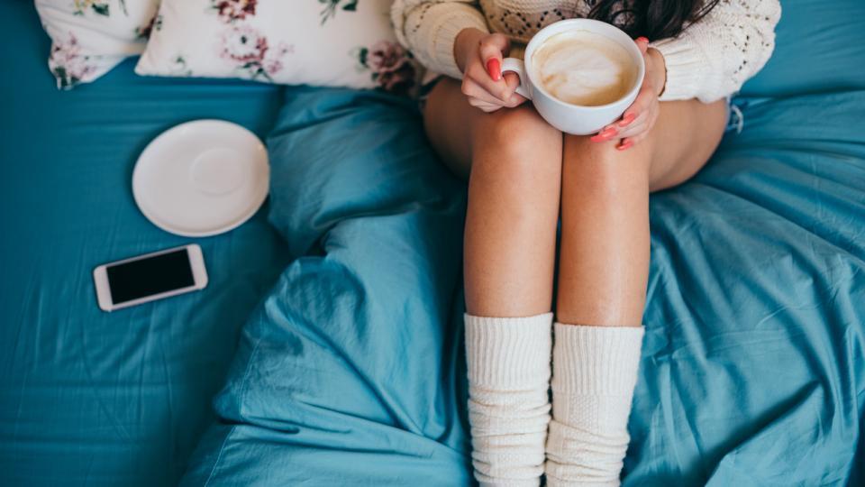 чорапи уют зима есен