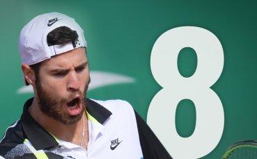 Интелектуалецът тенисист Карен Хачанов
