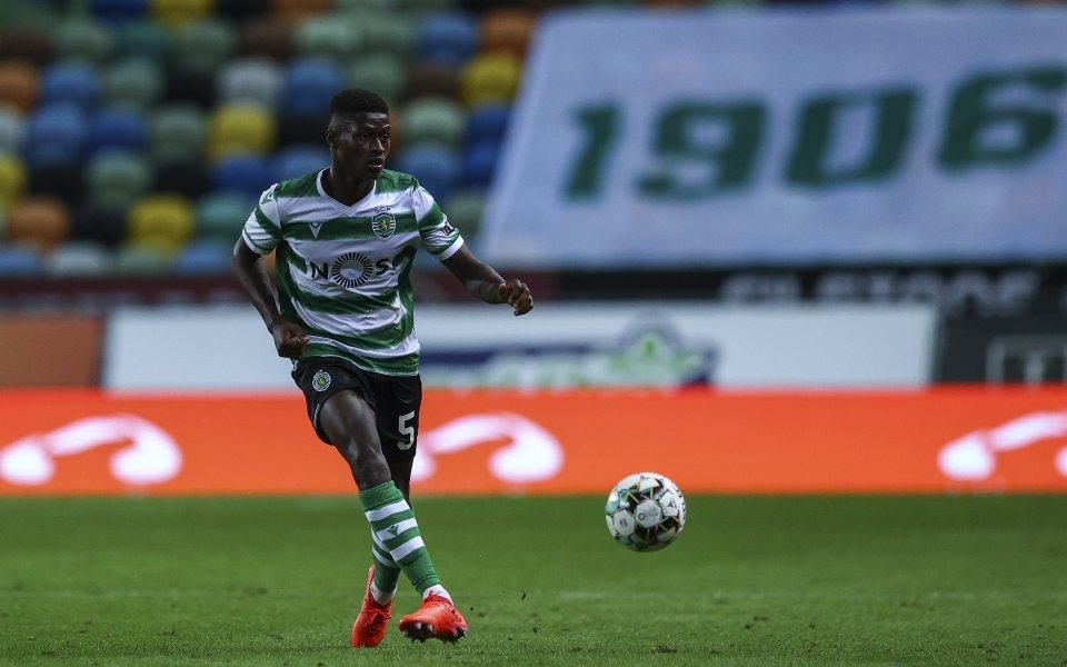 Снимка: Ливърпул и Арсенал влизат в спор за португалски талант