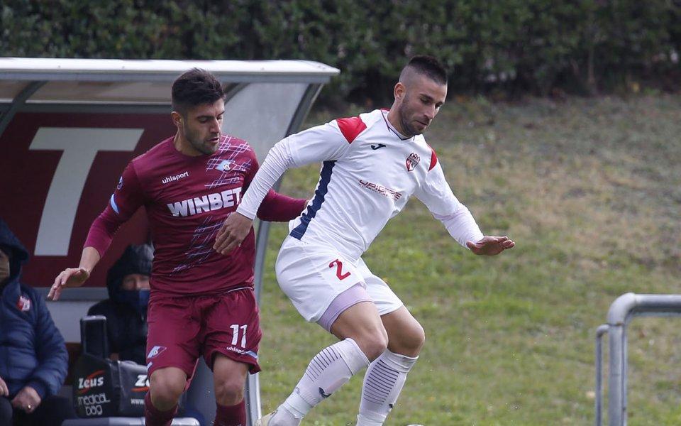 Беласица се подсили с играч на Септември София