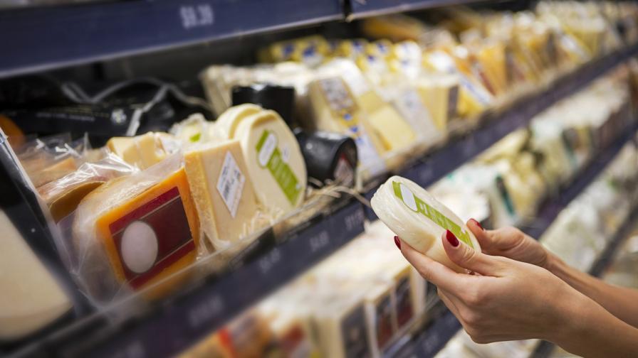 Изтеглят от пазара козе сирене с листерия и сусамов тахан с пестициди