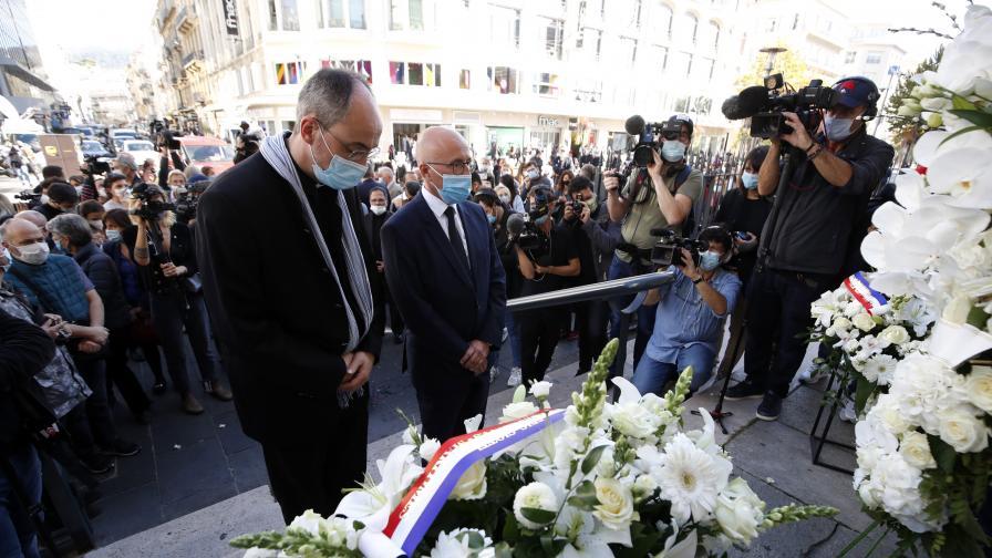 Париж: Нападателят от Ница е пристигнал в страната, за да убива
