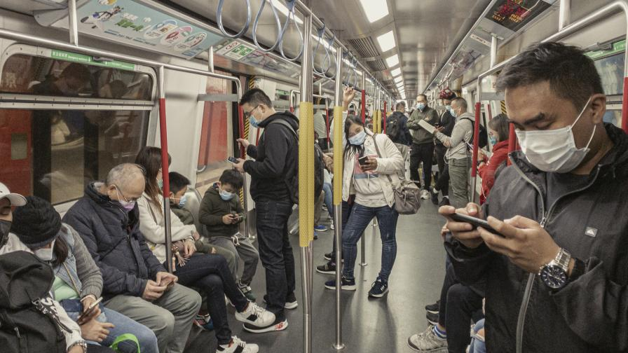 Учени: Да се мълчи в обществения транспорт