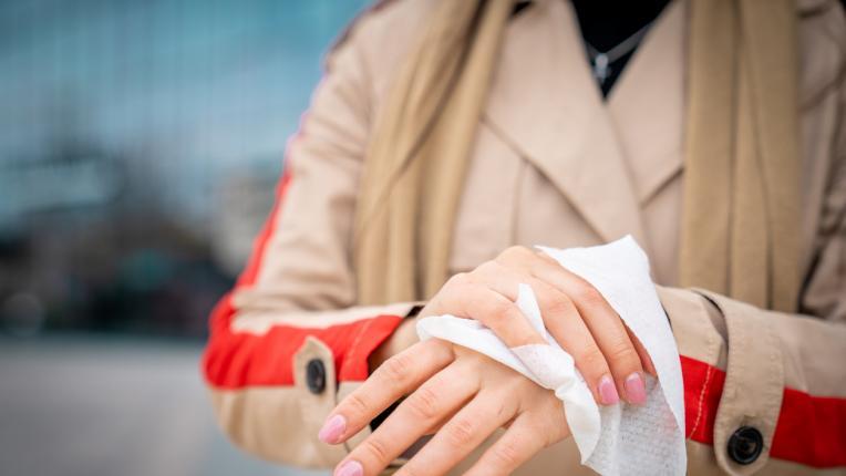 Грешките, които не бива да допускаме при дезинфекция на ръцете