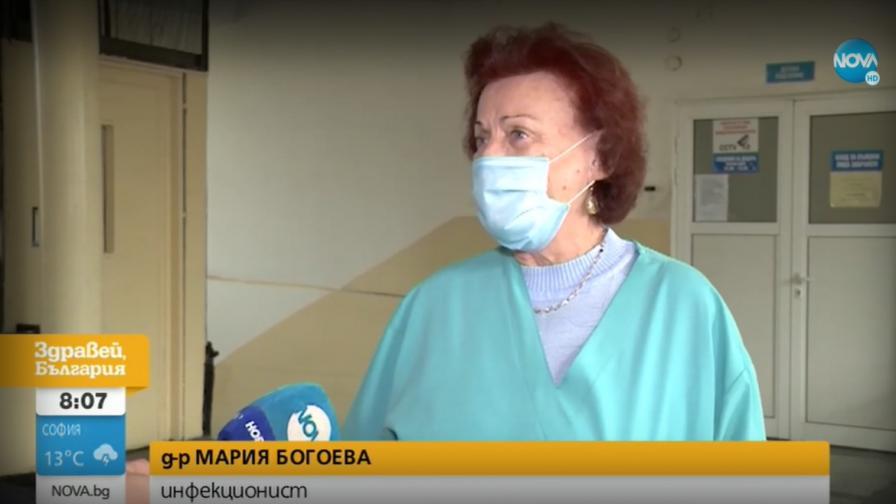Доктор Мария Богоева