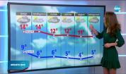 Прогноза за времето (04.11.2020 - обедна емисия)