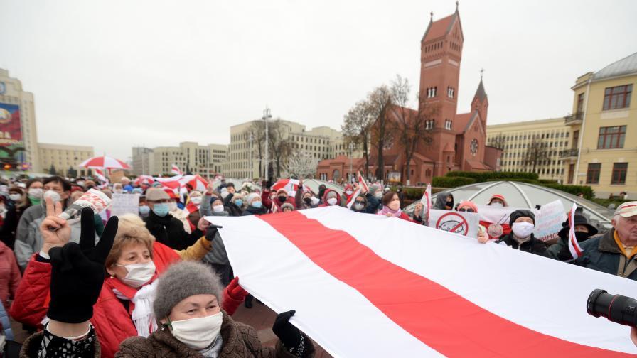 ЕС стартира процедура за санкции на Лукашенко