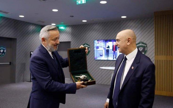 Даниел Леви Александър Александров
