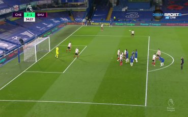 Челси обърна резултата в мача с Шефилд Юнайтед