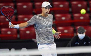 Адриан Андреев: Целта ми е скок в ранглистата