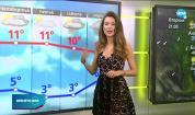 Прогноза за времето (10.11.2020 - сутрешна)