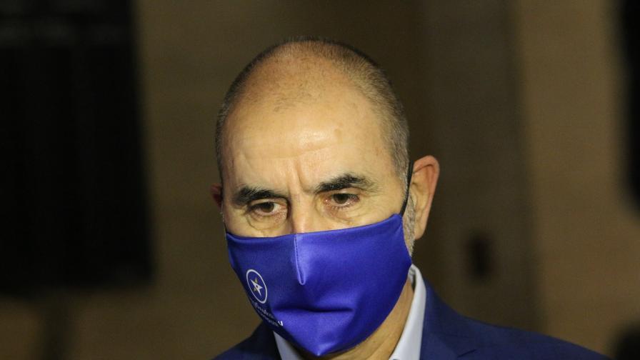 <p>Съдът регистрира партията на Цветан Цветанов</p>