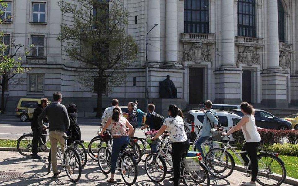 Велосипедното бъдеще на София ще струва 4 млн. лв.
