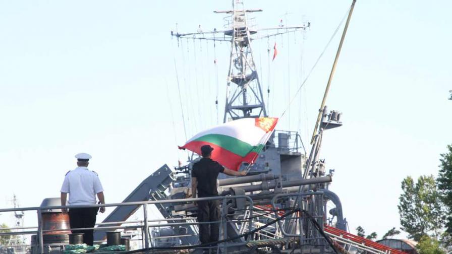 Германци ще строят във Варна новите кораби за ВМС