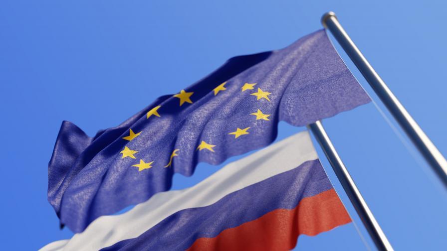 Русия с ответни санкции срещу ЕС заради Навални
