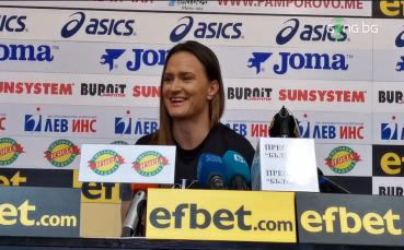 Световната шампионка Мария Оряшкова мечтае за Олимпийските игри