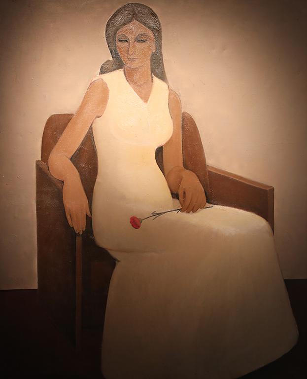 <p>В експозицията са избрани 30 картини, сред които има портрети, автопортрети и живописни платна.</p>