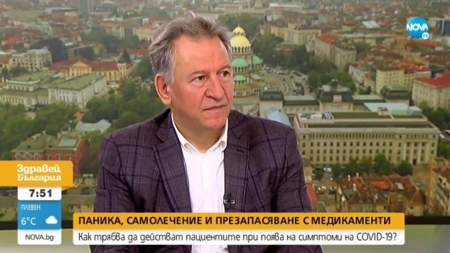 Д-р Стойчо Кацаров: Болнични легла има, законът пречи да се ползват