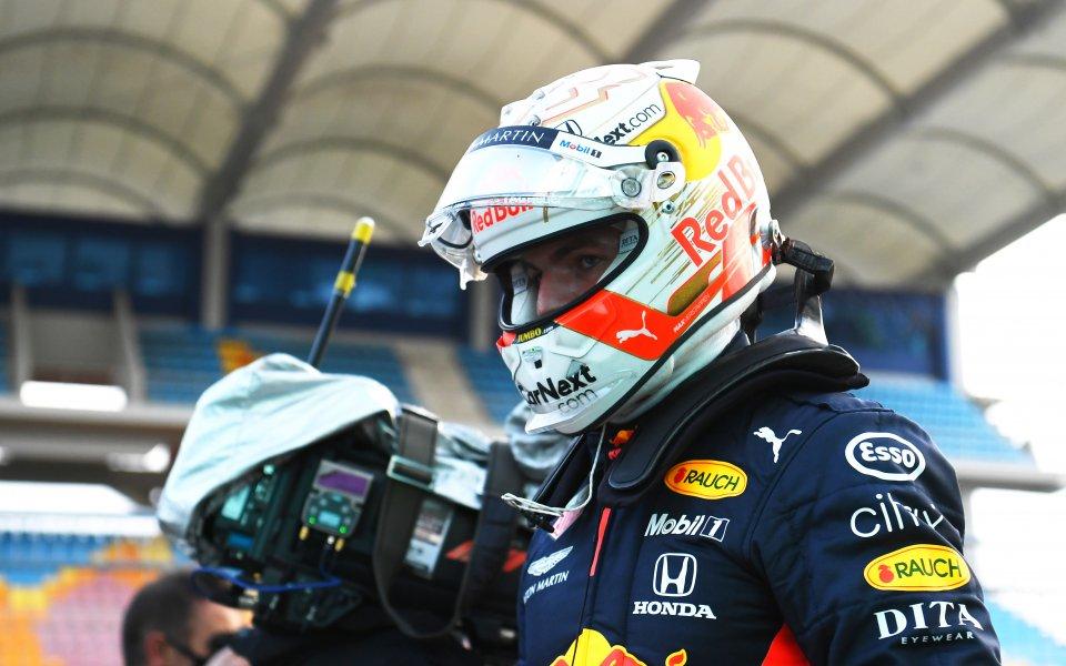 Макс Верстапен сподели, че е разочарован от изпуснатата първа позиция