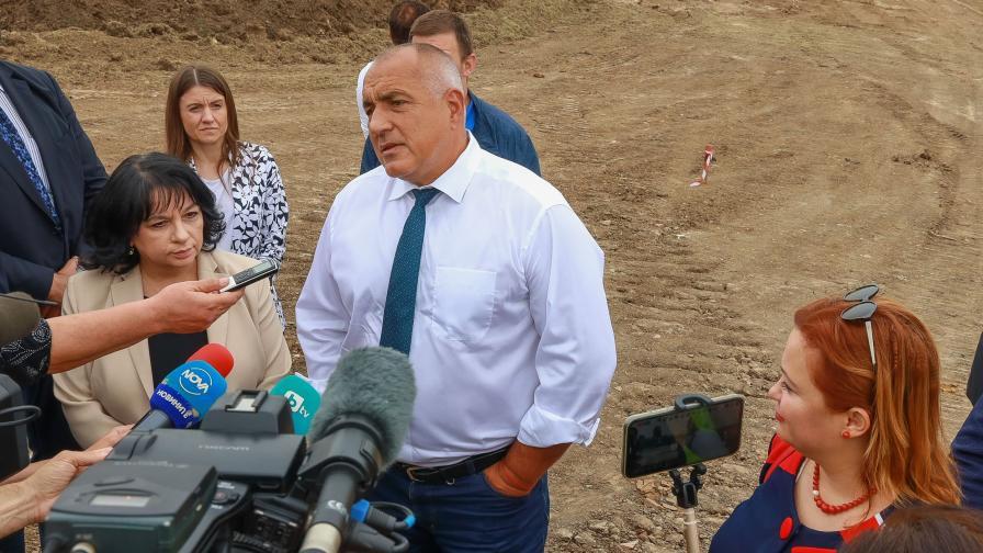 Борисов: На 1 януари у нас ще влезе азерски газ