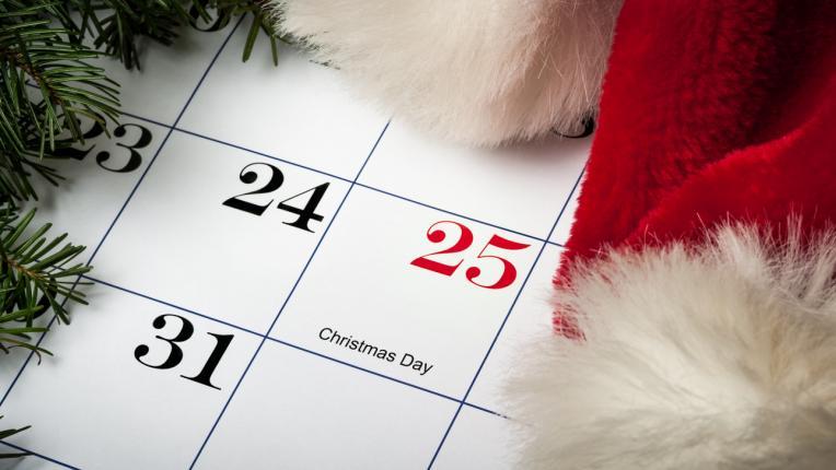 коледа календар