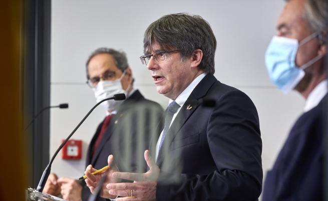 Отново на дневен ред: ЕП гледа отнемането на имунитета на Карлес Пучдемон