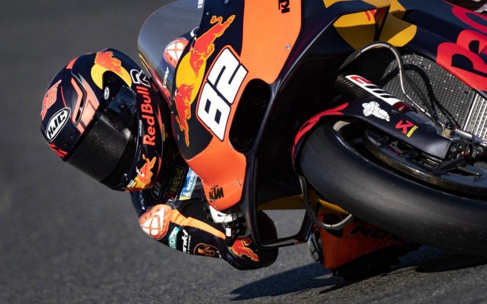 Мика Калио се завръща в състезание на Moто GP