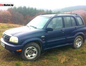 Вижте всички снимки за Suzuki Grand vitara