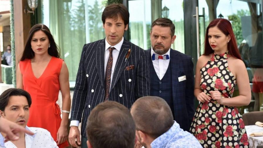 <p>Скъпи гости от Франция пристигат в &ldquo;All Inclusive&rdquo;</p>