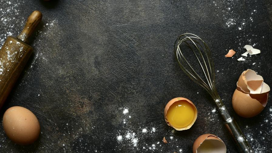 <p>Овесени бисквитки със сладък корен</p>