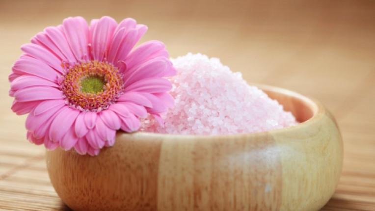 спа терапия соли за вана етерични масла цитрус грейпфрут портокал