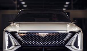 Cadillac Lyriq Concept