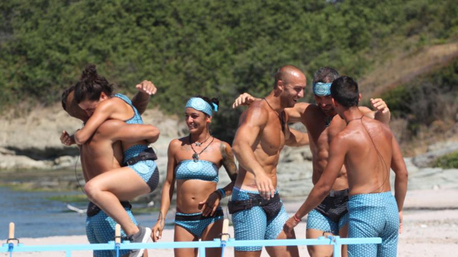 """Рибарите покоряват Резиденцията за последен път в """"Игри на волята: България"""""""