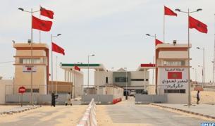 Мароко инициира отговорна операция за възстановяване трафика през Ел Гуергарат