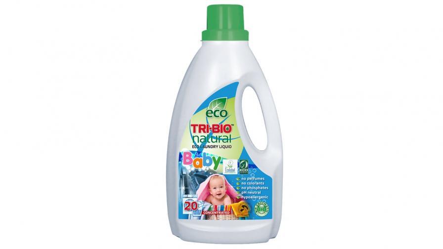 Екологични почистващи препарати Три Био: нежна грижа за Вашия дом и Вашето дете