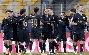 Експериментален Барселона разби Динамо в Киев и е на 1/8-финал в ШЛ