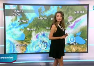 Прогноза за времето (25.11.2020 - обедна емисия)
